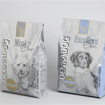 petfood - barrier laminate bag